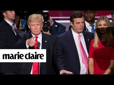 Paul Manafort Allegedly Secretly Worked For A Russian Billionaire And More News | Marie Claire
