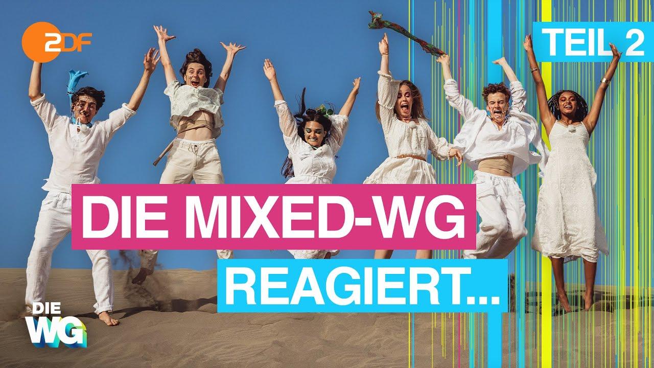Download JASPER und SOFIA REAGIEREN auf die MIXED-WG! 🥰  Die Mixed-WG - Fiesta Gran Canaria | DIE WG