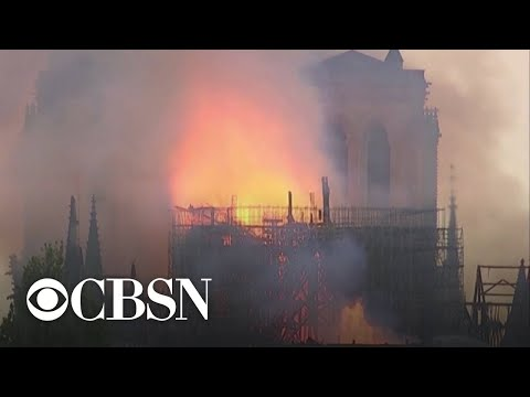 2 years after Notre Dame Cathedral fire, rebuilding remains