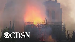 2 years after Notre Dame Cathedral fire, rebuilding remains a monumental task