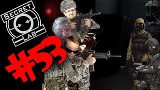 SCP Secret Laboratory #53 Wielka Bitwa z Agentami Rebeli Chaosu! (z: Betatesterami i Ekipą)