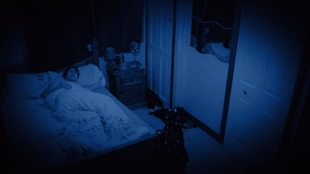 Demon Won't Let Me Sleep - Real Paranormal Activity Part ...