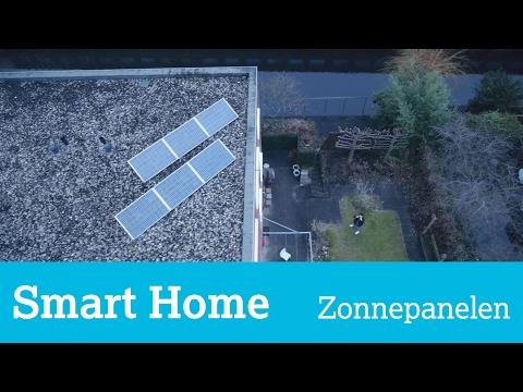 Smart Home: Met zonnepanelen investeer je in de toekomst (uit Bright TV)