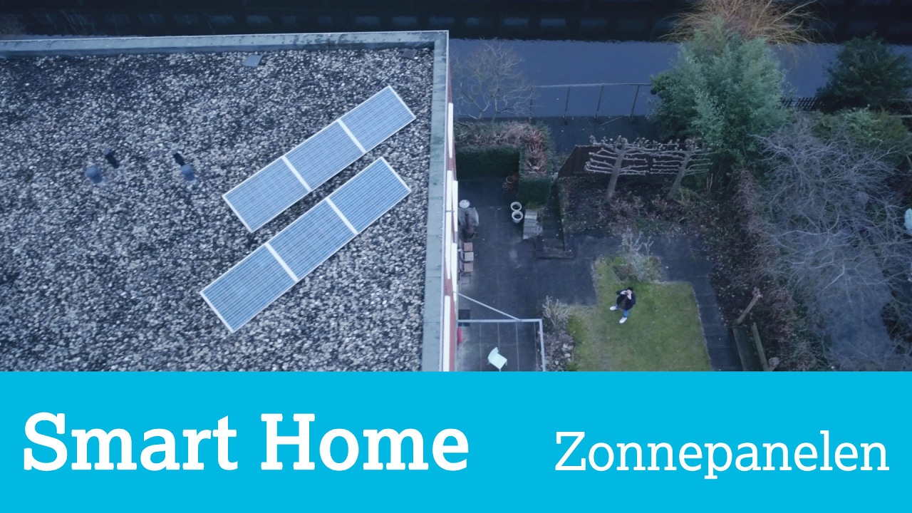Download Smart Home: Met zonnepanelen investeer je in de toekomst (uit Bright TV)