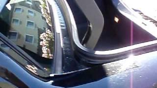 Town Car Power Deck Lid
