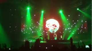 ASOT 550 Den Bosch 31.03.2012: Cosmic Gate Outro (Fly away / Exploration of Space) [HQ]