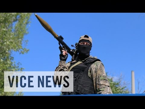 Pro-Russian Rebels Surround
