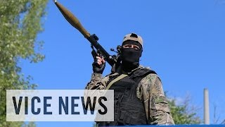 Pro-Russian Rebels Surround Military Academy: Russian Roulette in Ukraine (Dispatch 35)