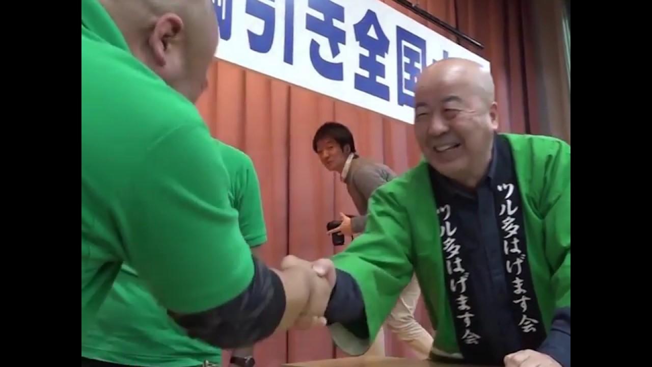 В Японии прошли традиционные соревнования лысых мужчин