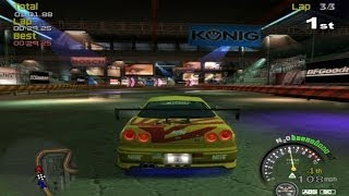 Street Racing Syndicate Gameplay (PC HD)