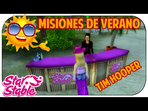 Star Stable - Misiones de verano - Con Tim Hooper