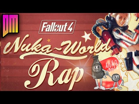 Fallout 4: Nuka-World Rap Song | DEFMATCH