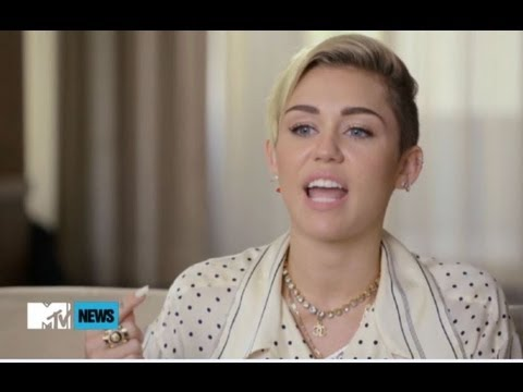 Miley Cyrus Defends Her VMA Performance!