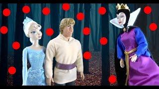 Холодное сердце мультфильм сериал! Злая королева Украла Анну!