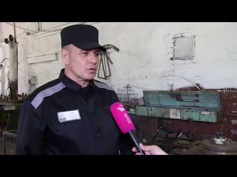 Производство в ИК-5 в Чите