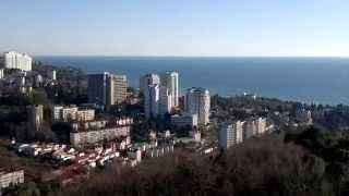 СОЧИ 2014 (панорама города)