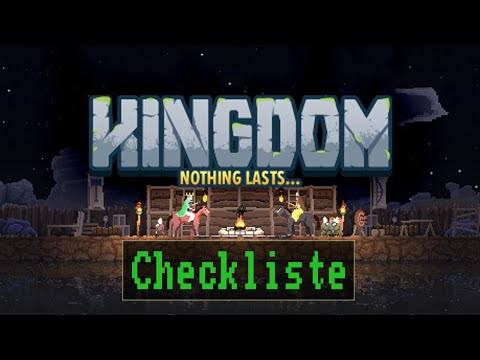 Checkliste: Kingdom