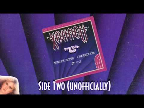 Xanadu OST Special Unofficial Edition Side 2