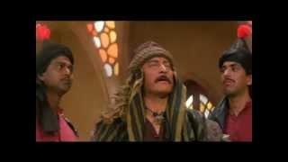 War In The Royal Bath - Rajkumar - Anil Kapoor - Naseeruddin Shah - Madhuri Dixit