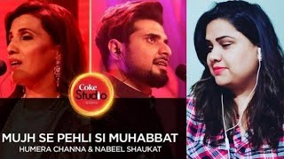 Indian Reaction on Mujh Se Pehli Si Muhabbat, Coke Studio Season 10, Episode 3 , SJ Styles
