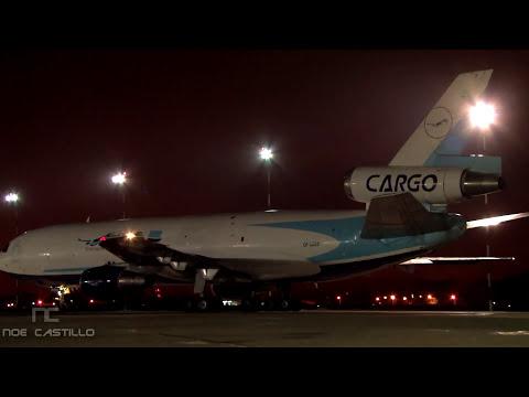 McDonnell Douglas DC10-30F - Explicación de Cabina - Cockpit