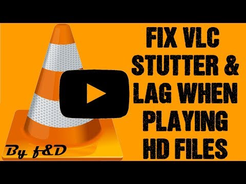 How to Fix VLC grey screen problem   Fix VLC player stutter and lag when playing HD mkv files