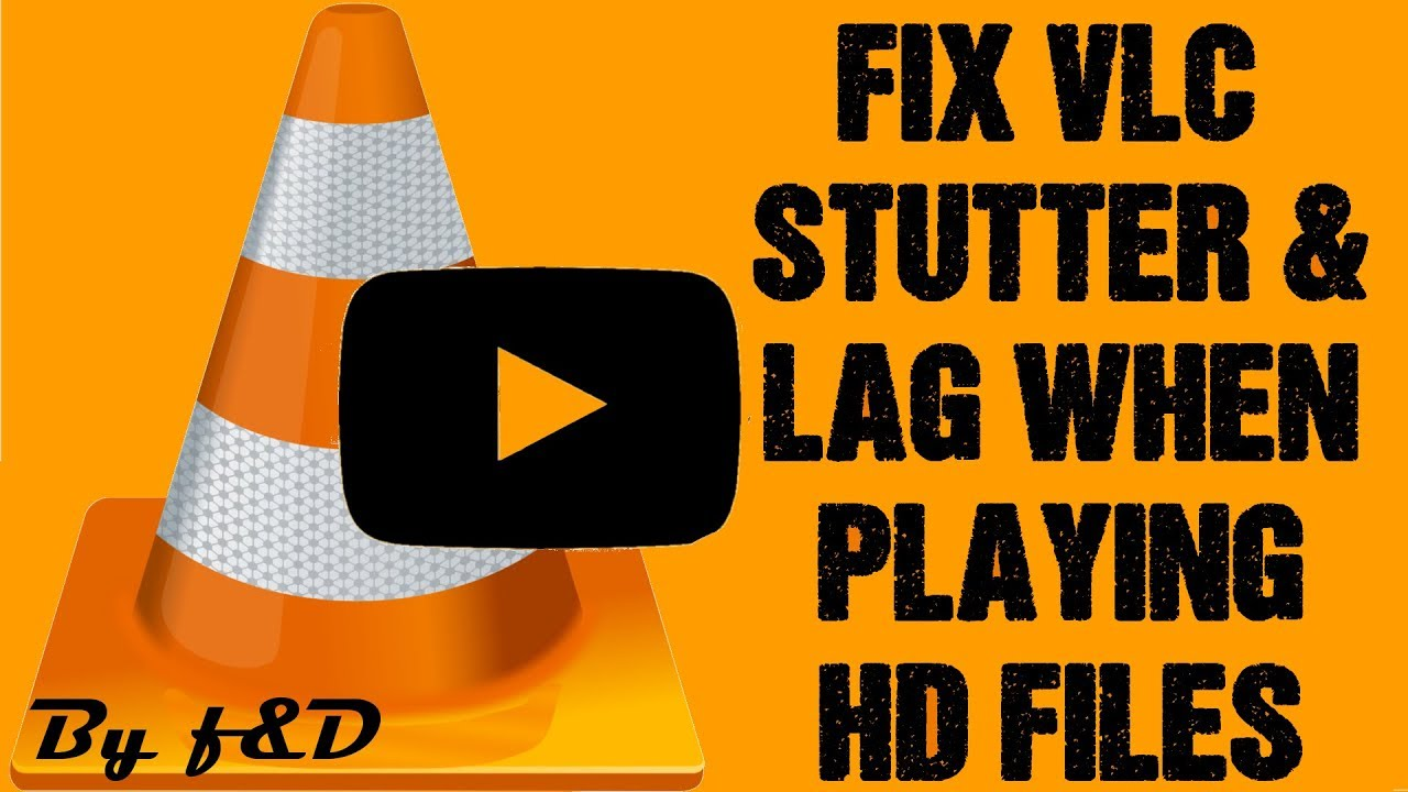 How to Fix VLC grey screen problem | Fix VLC player stutter and lag when  playing HD mkv files