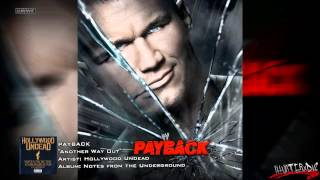 "WWE [HD] : WWE Payback 2013 Official Theme Song - ""Another Way Out"" By Hollywood Undead + DL"