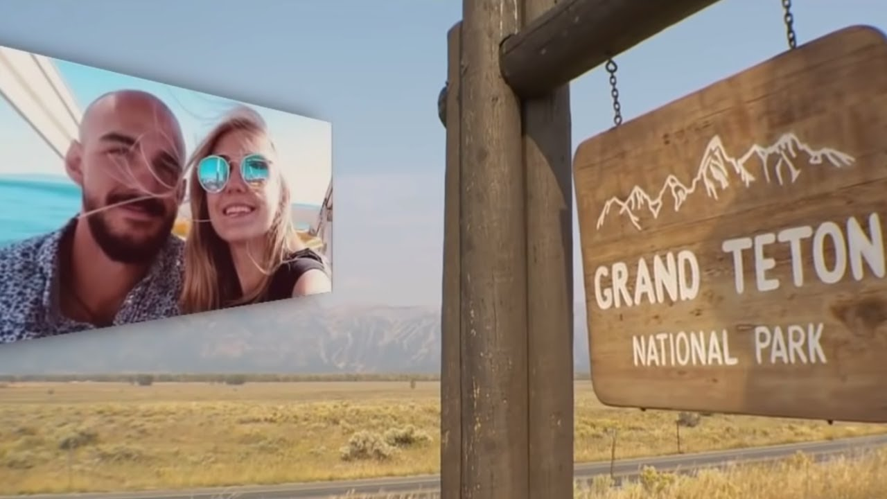 Download TikTok user claims she picked up Laundrie hiking alone