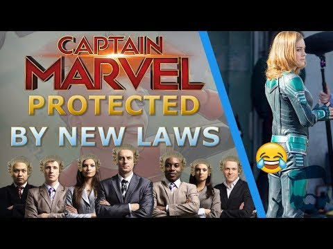 BAD Captain Marvel Reviews? Government Intervention Demanded!