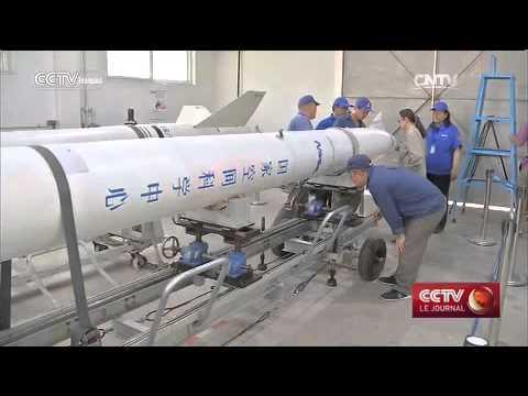 La Chine lance une fusée-sonde