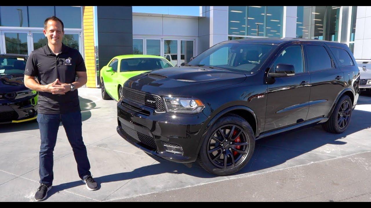 How Does The Dodge Durango Compare To The Kia Telluride
