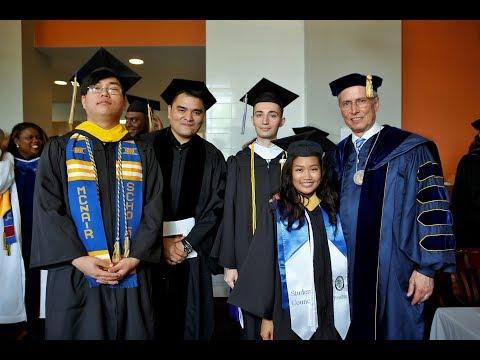 2017 COMMENCEMENT: Jose Antonio Vargas Speech Plus Full Ceremony