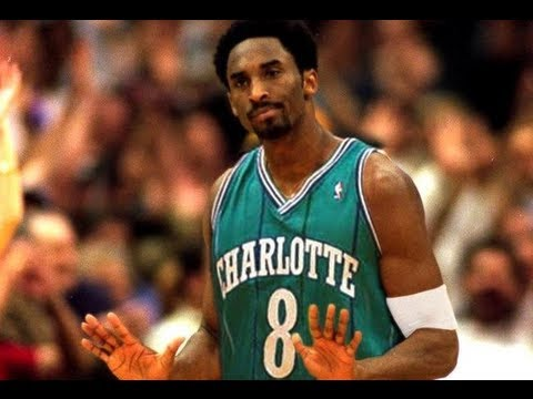 96295116f49 NBA 2K12 - Kobe Bryant First Practice With The Charlotte Hornets As A Rookie
