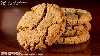 THE BEST Gingerbread Cookies Recipe BakeLikeAPro