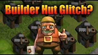 Clash of clans| Builders Hut Glitch..!!