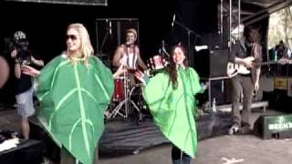 JAMARAM - Green Leaf - LIVE @ Chiemsee Reggae Summer 2008