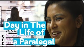A Day in The Life of a Family Law Paralegal