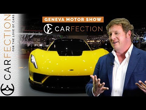 Hennessey Venom F5: John Hennessey Talks Speed, Style And Taking On The Big Boys – Carfection
