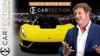 Hennessey Venom F5: John Hennessey Talks Speed, Style And Taking On The Big Boys - Carfection thumbnail