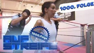 Betrug im Boxclub: Warum wollte sie ihm wehtun? | 1000. Folge (2/4) | Auf Streife | SAT.1 TV