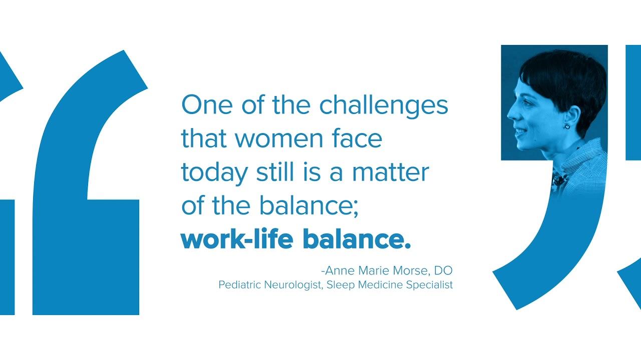 Anne Marie Morse, DO, pediatric neurologist and sleep medicine