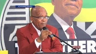 Zuma speaks on the cuff and candidly