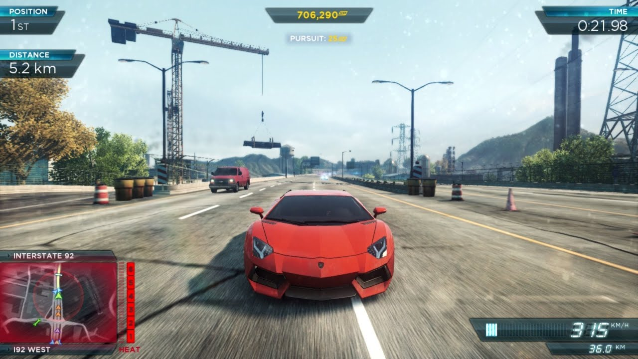 Youtube Game Need For Speed Most Wanted
