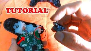 Reparacion de Joystick PS3 || Aprende a Reparar nivel Tecnico || Joystick Loco