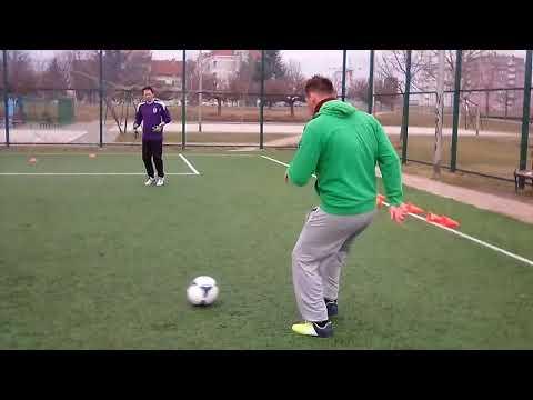 "FC ""Dame Gruev"" - Skopje - Тренинг - 20 и 21 Јануари 2018 - 1"