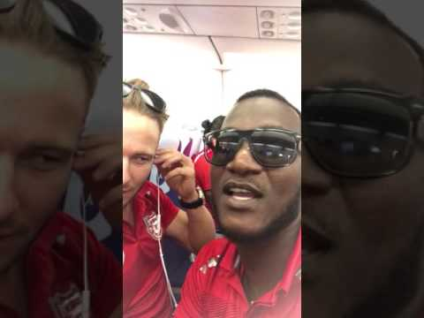 Darren Sammy Pranks his KXIP Teammates