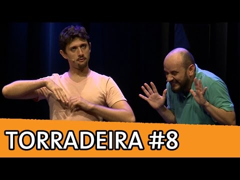 IMPROVÁVEL - TORRADEIRA #8