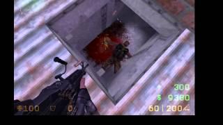 Counter strike 1.8: CS_Assault gameplay