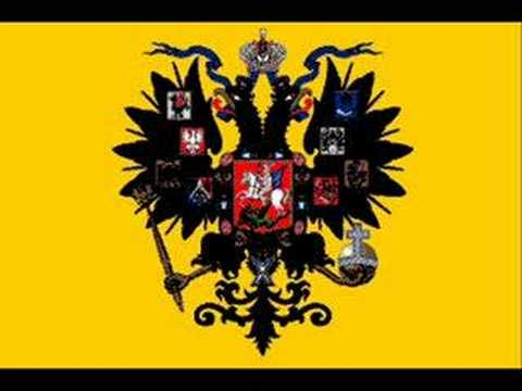 ♫ 1917 - The Tsarist Army Marches (white army) ♪